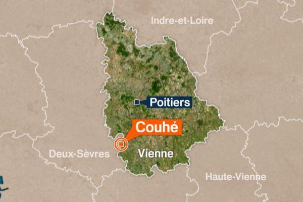 Couhé, Vienne