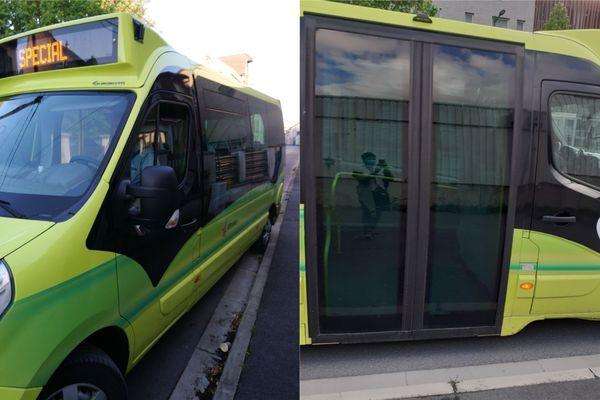 Le bus mis à la disposition des soignants à Reims est le service le plus demandé des réseaux de transports en France.