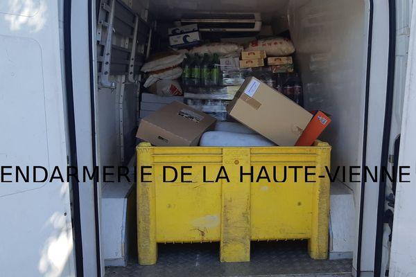 Selon les gendarmes, le système frigorifique du camion n'était pas activé.