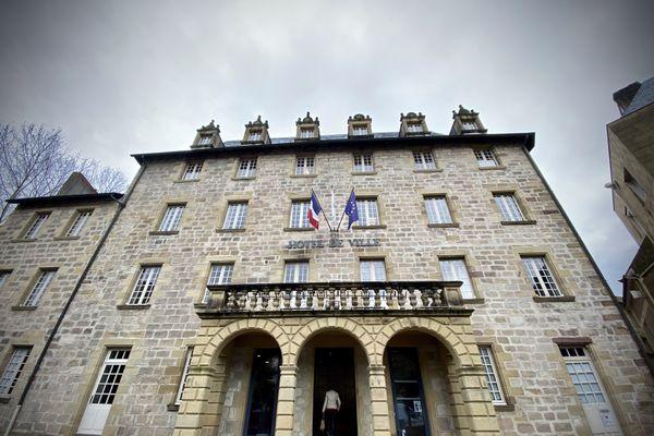 L'hôtel de ville de Brive est ouvert aux visiteurs pour les journées du patrimoine 2020.