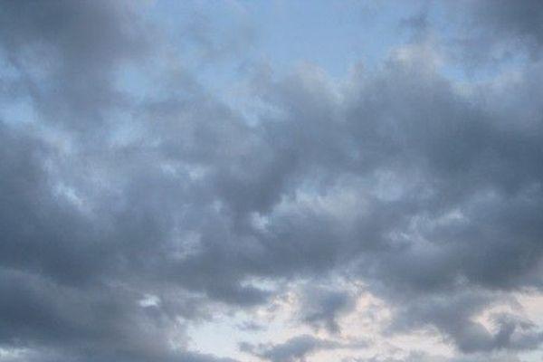 Le ciel est instable