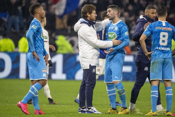 L'OM s'est incliné face à l'OL (1-0) en quart de finale de la Coupe de France et met fin à une série de 16 rencontres sans défaite.