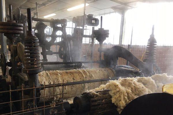 C'est la dernière entreprise semi-industrielle de lavage de laine en France, elle est située à Saugues en Haute Loire. Son activité perdure grâce au savoir-faire familial et à sa stratégie de traçabilité pour les éleveurs de moutons.
