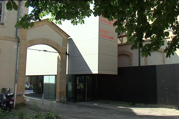 Le Théâtre La Manufacture à Nancy en 2019.