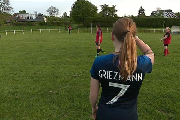 L'AS Marly-Gomont, un club de football 100% féminin