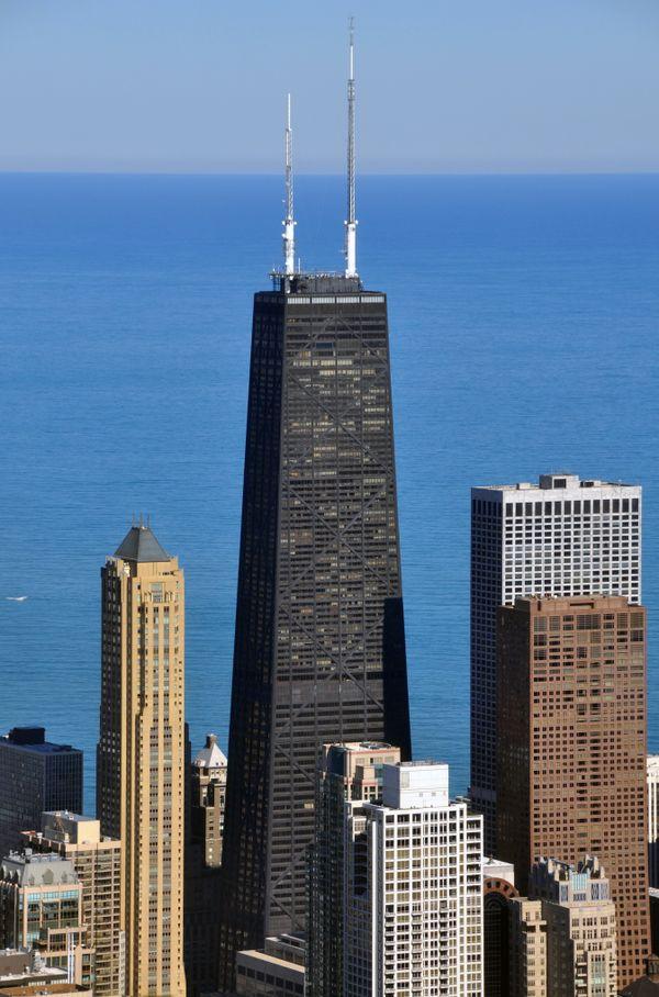 John Hancock Center, à Chicago