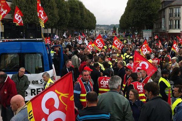 A l'appel de quatre syndicats, une manifestation a lieu ce mardi 10 septembre contre la réforme des retraites.