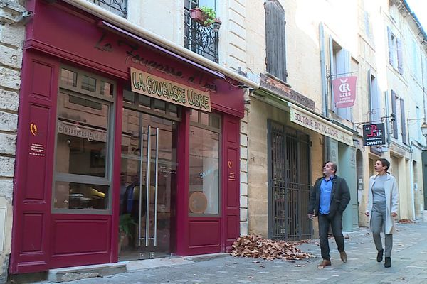 La boulangerie gardoise est fermée depuis le 29 octobre.