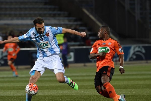 Le Gazélec s'est incliné hier soir contre Lorient. Le club d'Ajaccio doit renoncer à sa qualification en demi-finale de Coupe de France