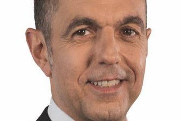 Pascal Chamassian, candidat LREM dans la 1ère circonscription des Bouches-du-Rhône.
