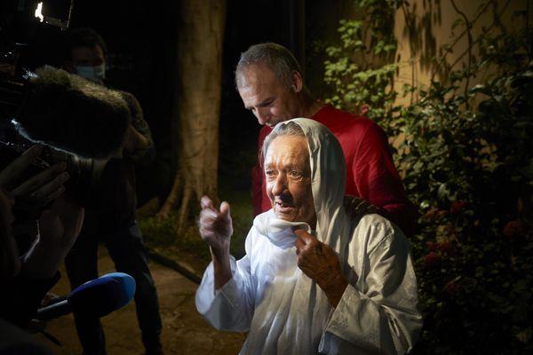 Sophie Pétronin enfin libre au Mali