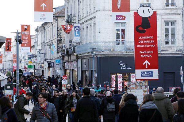 On attend 200 000 visiteurs pour le FIBD à Angoulême.