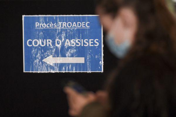 Le procès d'Hubert Caouissin et Lydie Troadec se tient aux assises de Loire-Atlantique à Nantes jusqu'au 9 juillet 2021