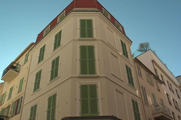 La mairie vient de s'opposer au projet de l'acquéreur de 4 bâtiments dans l'hypercentre cannois (rues Marceau, des Belges, Félix Faure, avenue Maréchal Joffre).