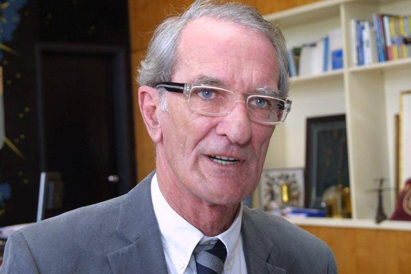 Joël Batteux, maire de Saint-Nazaire de 1983 à 2014 est mort à l'âge de 77 ans