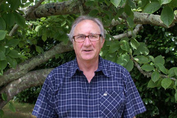 Jean-Robert Thomas de l'association LGVEA, à saint-Médard d'Eyrans au sud de Bordeaux. Première victoire avec cette décision du tribunal administratif ce jeudi 29 juin 2017
