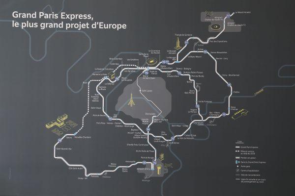 La majorité des lignes sont prévues pour être mises en service avant 2030.