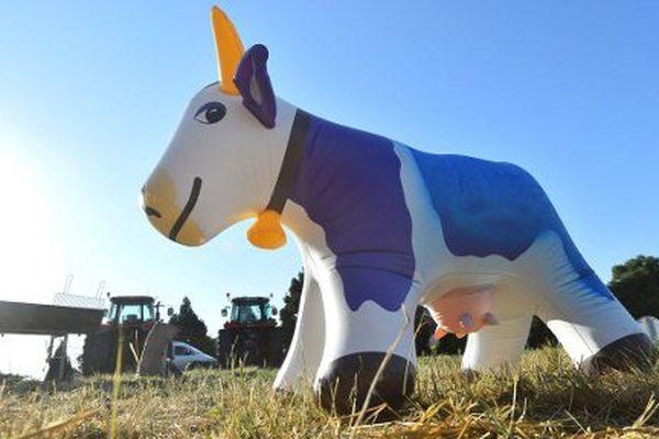 Selon la Fédération nationale des producteurs de lait (FNPL), le géant mondial Lactalis est l'entreprise qui rémunère le plus mal ses éleveurs, par rapport aux laiteries concurrentes.