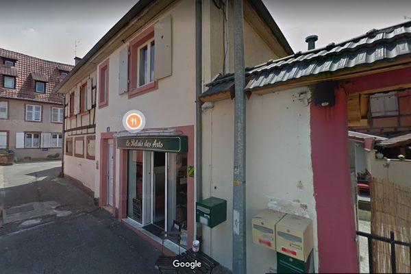 Au 4 impasse du Fleckenstein, à Haguenau, se situe le restaurant Le Relais des Arts.