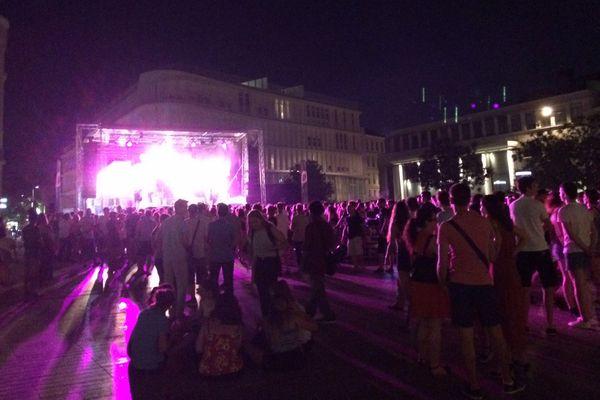 L'édition 2020 de la Fête de la Musique ne ressemblera pas à celles des années précédentes, comme ici sur la place d'Armes à Poitiers.