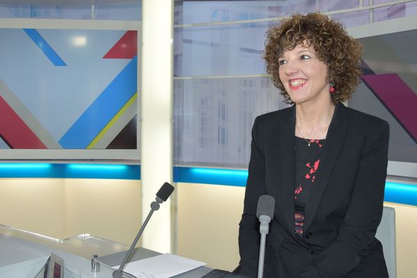 Béatrice Agamennone, ex-référente En Marche en Moselle et candidate indépendante à la mairie de Metz rejoint François Grosdidier