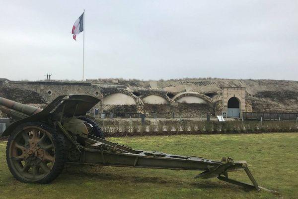 Le musée du Fort de la Pompelle attire des visiteurs locaux, mais aussi étrangers.