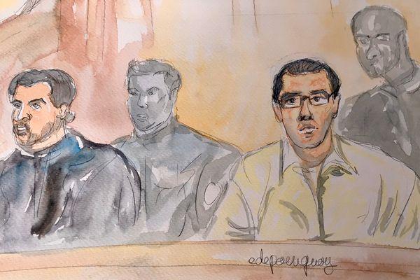 Jonathan Guillot, jugé devant le tribunal correctionnel de Paris.