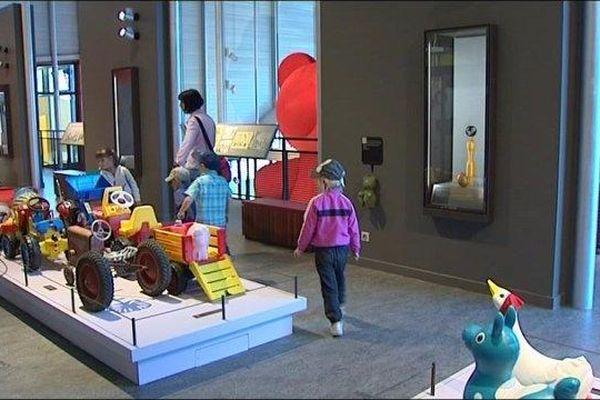 Le nouveau Musée du jouet de Moirans-en-Montagne séduit les petits et les grands
