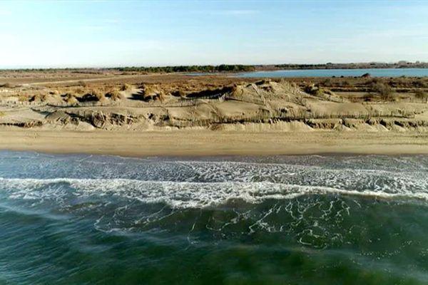 Quelles mesures pour lutter contre l'érosion du littoral au Grau-du-Roi - 19 avril 2017
