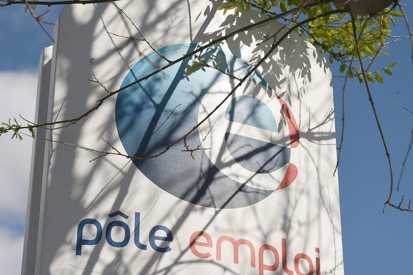 Une agence Pôle Emploi, à Montpellier - Photo d'illustration