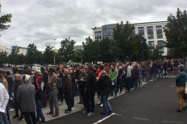 Plus de 20 000 personnes étaient attendues pour la dernière journée d'Europavox
