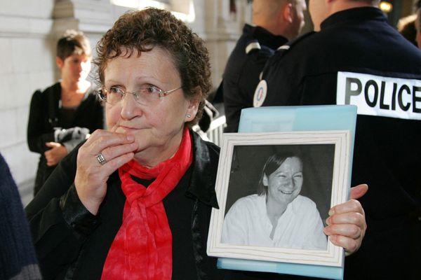 Maria Mouledousse, la soeur de Chantal Klimaszewski, une des deux victimes de Romain Dupuy.