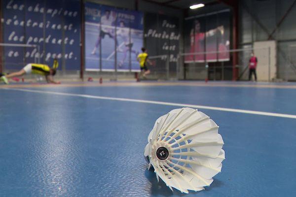 Session du FIB Avenir, la section qui pousse les jeunes joueurs de badminton vers le haut niveau