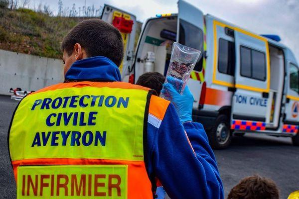 Engagée sur le terrain pendant le confinement, la Protection Civile de l'Aveyron se retrouve à son tour victime de la crise sanitaire !