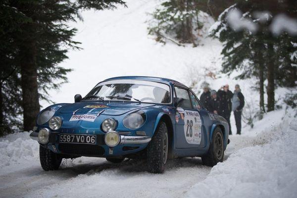 Le rallye neige et glace 2014