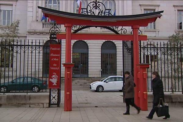 Vesoul accueille chaque année festival international des cinémas d'Asie