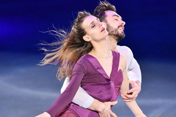 En Italie, samedi 24 mars, à l'occasion des mondiaux 2018, Gabriella Papadakis et Guillaume Cizeron, les vice-champions olympiques veulent renouer avec l'or aux Championnats du monde de patinage artistique.