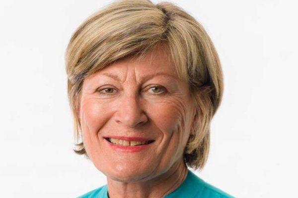 Marguerite Deprez-Audebert, députée de la 9e circonscription du Pas-de-Calais