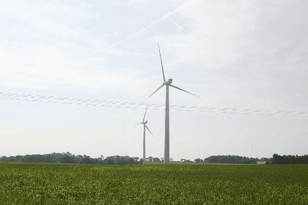 À Bignan, une ferme éolienne ouverte au crowfunding
