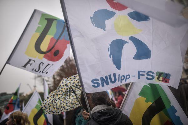 Des syndicats d'enseignants appellent à la grève et à un rassemblement à Bordeaux pour plus de sécurité sanitaire dans les collèges et en primaire ( Photo d'illustration - archives )