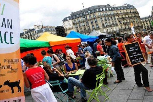 Première édition de Vegan Place à Amiens