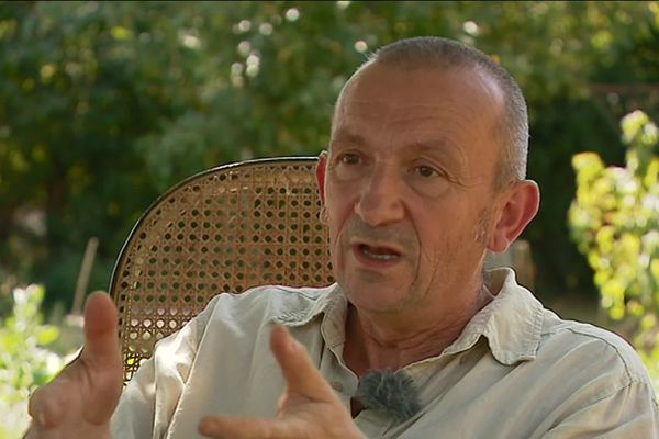 L'auteur cultivateur agronome Christophe Gatineau est des acteurs majeurs de l'environnement en Limousin.