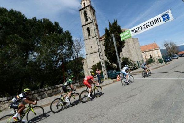 Criterium International 2014, Etape 3 / Porto-Vecchio - Col de L'Ospedale