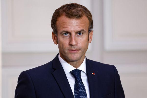 Emmanuel Macron en visite lundi 4 octobre en Haute-Saône.