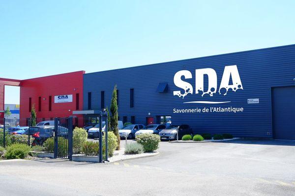 La Savonnerie de l'Atlantique produit du savon fabriqué en France pour la grande distribution et à l'export dans 35 pays.