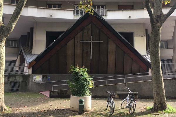 Le prix de vente de l'église Saint-Luc n'est pas encore connu.