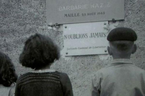 Archives Maison du Souvenir de Maillé