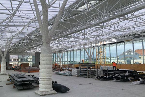 La nouvelle gare de Nantes devrait être livrée en juin 2020.