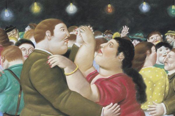 L'exposition proposée par l'hôtel de Caumont met en lien certaines oeuvres de l'artiste Colombien Botero et celles de Picasso
