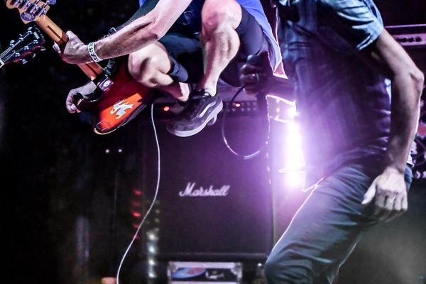 Les Burning Heads auront du mal à ne pas brancher les amplis le 24 septembre à Parthenay.